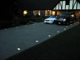 led light design led driveway lightd solar powered well light