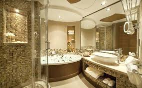 spa bathroom design pictures spa bathroom designsweathered wood panels bring rustic to