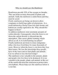 best ideas of example of a persuasive letter ks2 rainforest on