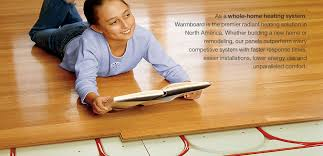 warmboard premier radiant heating for america
