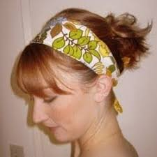 hairstyles with haedband accessories video 704 best ribbons headbands images on pinterest bandeau outfit