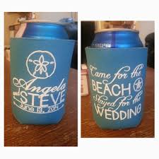 wedding koozies totally wedding koozies weddings do it yourself planning