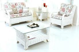 white wicker patio furniture sets 4 piece white wicker garden patio