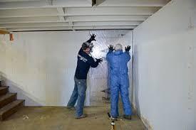 insulating basement walls proper insulation of basement prodex