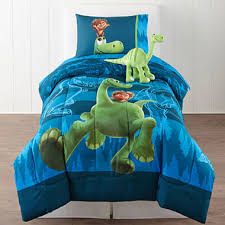 Dinosaur Comforter Full Disney Pixar Good Dinosaur Twin Comforter U0026 Accessories Jcpenney