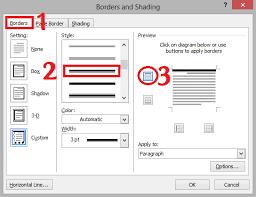 cara membuat kop surat dan logo cara membuat garis kop surat di microsoft word espada blog