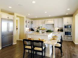 eat in island kitchen eat in kitchen table ideas brown upholstered kitchen seatings