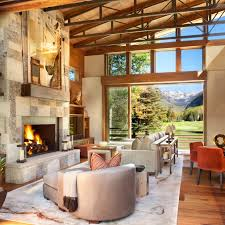 Fireplace Design Images by Winter Trends A Natural Stone Design For A Better Fireplace