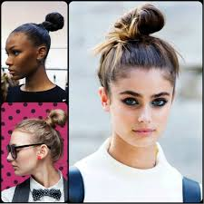 cool u0026 casual top knots hairstyles 2015 hairstyles 2017 hair