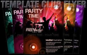 free vector flyer template free vectors ui download
