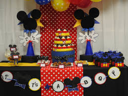 mickey mouse baby shower decorations disney mickey baby shower themes baby shower decoration ideas