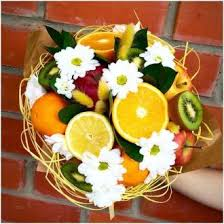 fruit bouquet delivery flowers gifts brightful fruit bouquet killeen tx 76542
