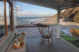 gallery the beach hut a romantic retreat in cornwall small