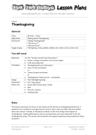 gobble gobble thanksgiving song thanksgiving lesson plan