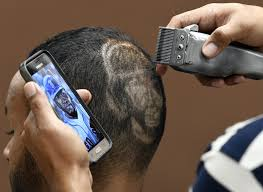 worcester barber goes big with big papi cut news telegram com