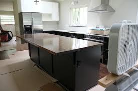 kitchen island countertop overhang house tweaking