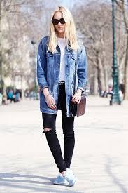 29 u201cgrown up u201d ways to wear a denim jacket u2013 closetful of clothes