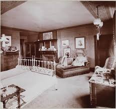Best Early Th Century American HomesInteriors Images On - American home interior design