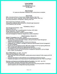 Data Analyst Resume Sample by 100 Resume Samples Data Analyst Resume Templates Data