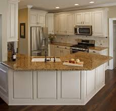 interior in kitchen simple wood range hood for kitchen with white granite colors