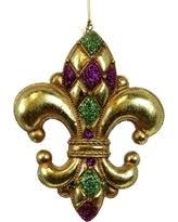 mardi gras ornaments amazing deal large mardi gras ornaments set