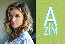a to zim devious maids star brianna brown answers our 26 burning
