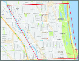 Lincoln Park Chicago Map by Lincoln Park Property Consultants Realty
