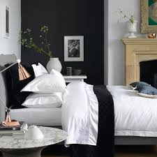 enigma bed linen white christy