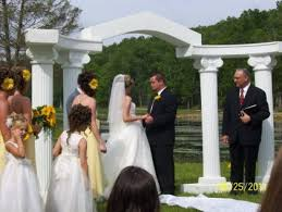 wedding venues in missouri missouri outdoor wedding packages beautiful lakeside setting