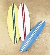 tropical surfboard ornaments your choice