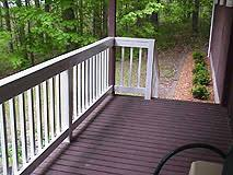 How To Build A Deck Handrail Deck And Porch Do It Yourself Projects Build A Deck Handrails