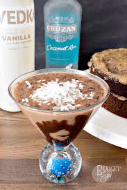 martini dessert german chocolate cake dessert martini tastefully eclectic