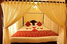 First Nite Room Decorations 29 Beautiful Bedroom Decoration For First Night 201617 Round Pulse