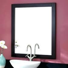 bronze mirror for bathroom bronze framed bathroom mirrors brushed bronze acnc co