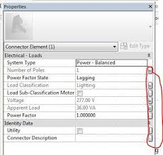power factor for lighting load solved using lighting fixture connector apparent load to populate a