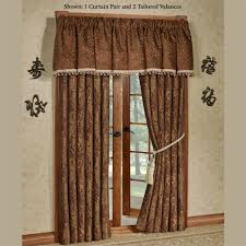 Curtains 80 Inches Wide Wide Window Curtains French And Patio Door Panels Touch Of Class