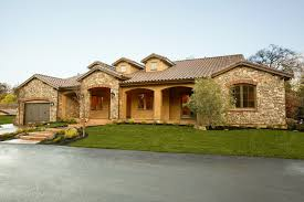 4 mediterranean house plans one story images style single tuscan