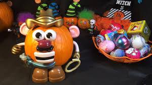 Potato Head Kit Toy Story Decorate Pumpkin Potato Head Surprise Egg
