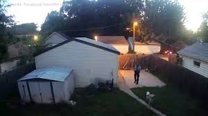 In Backyard New Bodycam Footage Released Shows Minneapolis Cop Shoot Two Dogs