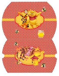 free printable winnie pooh friends favor box printables