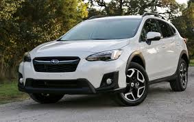 crosstrek subaru white 2018 subaru crosstrek 2 0i limited test drive review autonation