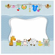 baby shower frame vectors stock in format for free 2 75mb