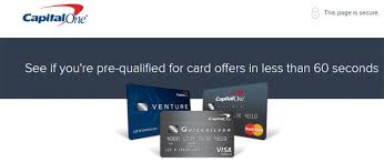 Business Credit Card Instant Approval Capital One Pre Approval Cards 4 Secrets To Pre Qualifying