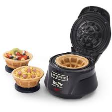 presto kitchen appliances presto waffle bowl maker black 50 liked on polyvore featuring