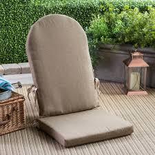 Sunbrella Rocking Chair Cushions Weathercraft Designers Choice Sunbrella Adirondack Chair Cushion
