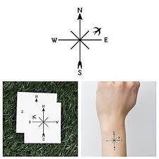 25 unique small compass tattoo ideas on pinterest mens compass