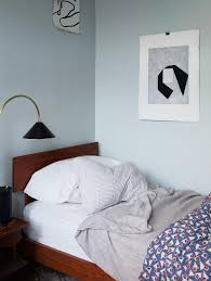 see how an interiors stylist transformed one tiny brooklyn bedroom