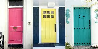 pleasant front door colour meanings colors paint for blue house