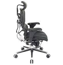 fauteuil de bureau solide de bureau solide 5 avec sige ergonomique cool mobilier et 3 4 268x277