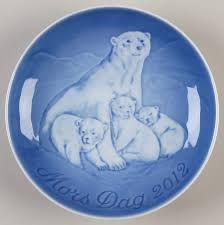 2012 annual s day collectible plate by grondahl at